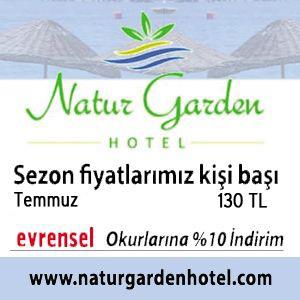 Bodrum, Tukey - Natur Garden Hotel