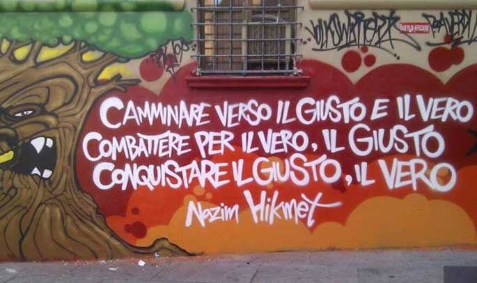 İtalya'da Taksim işgali