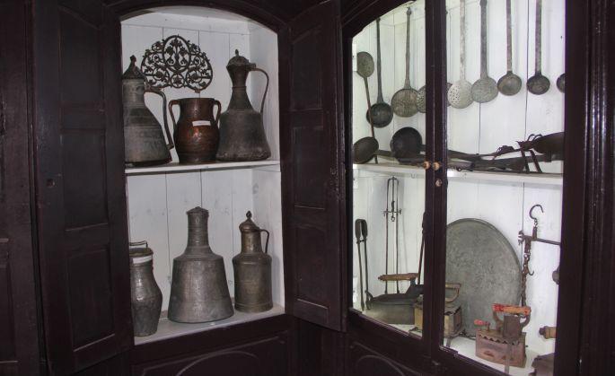 Saklı Konak Bakır Eserleri Müzesi