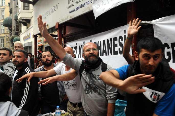 Gezi'nin yıl dönümü