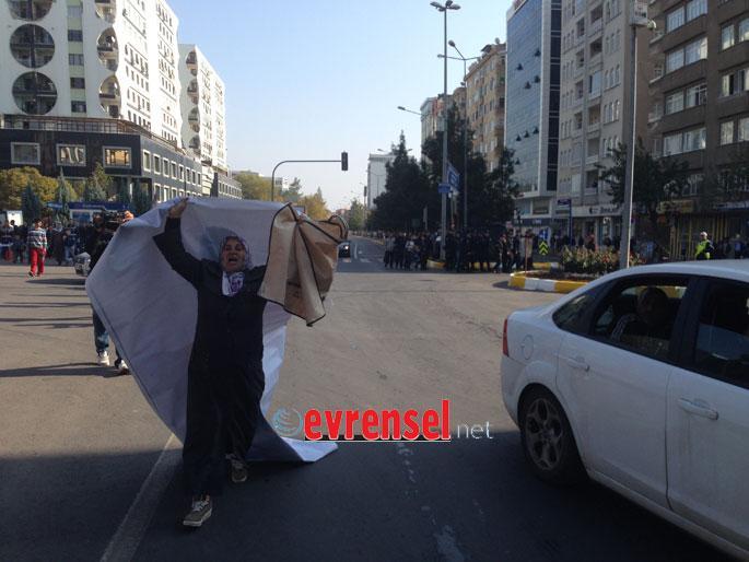 Erdoğan'ı Medeni'nin annesi karşıladı
