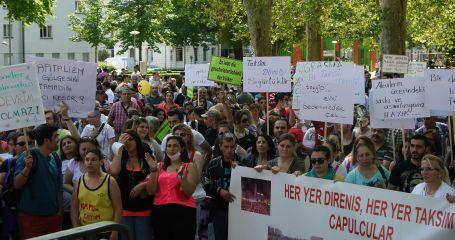 İsviçre`den Gezi`ye destek