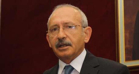 Kılıçdaroğlu: Hükümetin Suriye politikası neden oldu