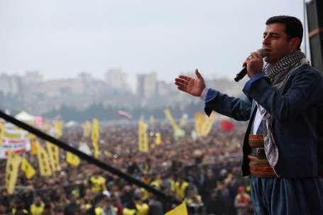 Yeni İmralı heyeti: Demirtaş, Önder, Buldan