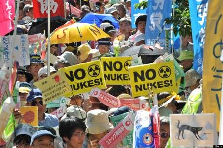 Japonya Sanayi Bakanı: Nükleerden vazgeçelim