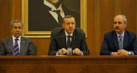 Erdoğan: Kesinlikle harp malzemesi