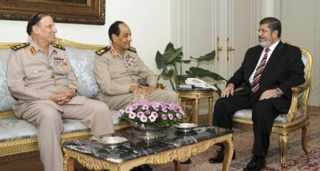 Mursi'den orduya darbe