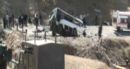 Bingöl'de patlama: 8 polis öldü