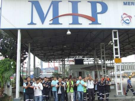 Mersin liman işçileri Liman-İş