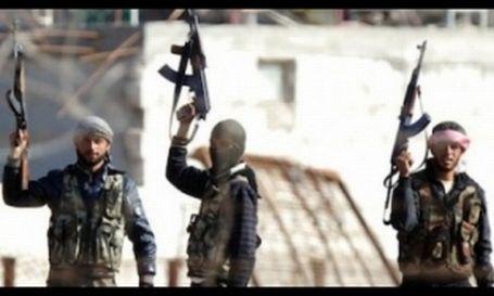 Muhalifler: Türkiye üzerinden 400 ton silah aldık