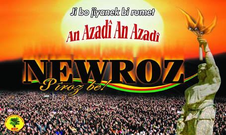 Diyarbakır'da Newroz heyecanı