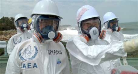 Japonya'da nükleer tehdit hortladı