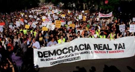 Gerçek Demokrasi, Hemen Şimdi