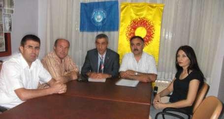 İzmir'de grev için ortak çağrı