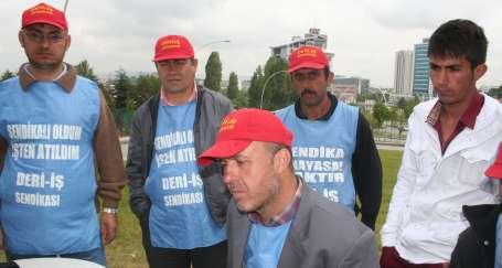 TOGO işçilerinden Hey Tekstil işçilerine selam