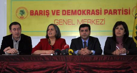 BDP seçime bağımsız  adaylarla gidecek