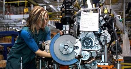 Ford işçileri araba satacak!