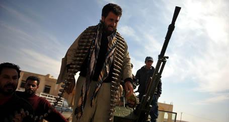 Libya'da emperyalist özgürlük