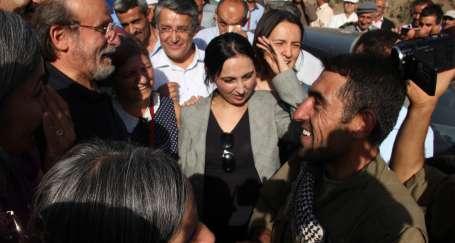 PKK'lilerle karşılaşma siyasetin gündeminde