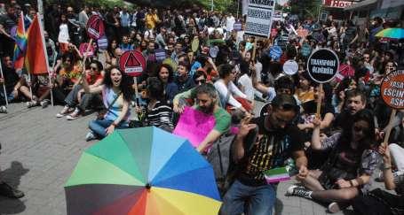 LGBT bireyler: Eşitlik istiyoruz