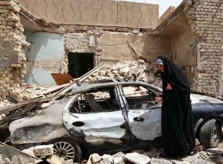 Irak'ta bombalı saldırılar: 107 ölü