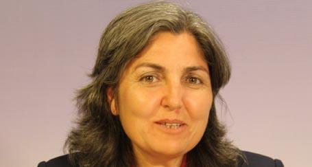 Selma Gürkan EMEP Genel Başkanı