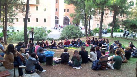 'Ali'nin katillerini üniversitede istemiyoruz'