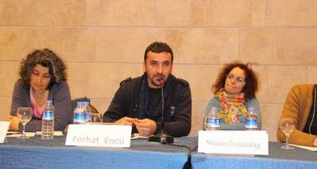 Katliamın 150.gününde Ferhat Encü gözaltına alındı