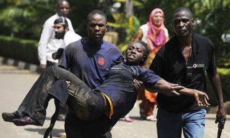 Kenya'da silahlı saldırı: 39 ölü