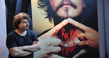 Mehmet Turgut'tan 'Rock'n Frame!'
