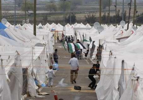 Suriye sınırında 10 Nisan gerilimi