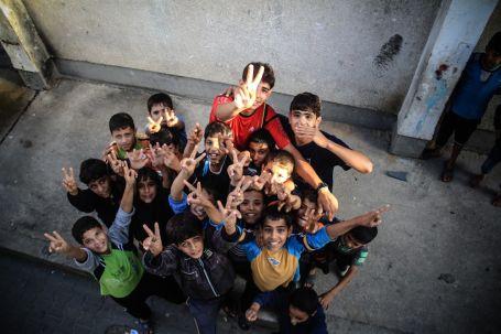 Gazze'nin 'ölü' çocukları