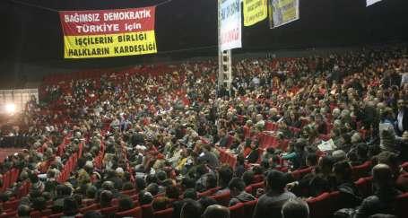 Türkiye halkları seçeneksiz değil