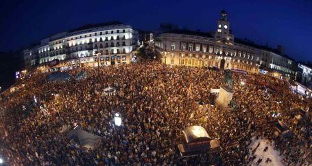 İspanyolların öfkesi sokaklara taştı