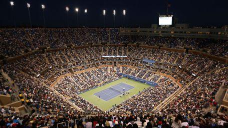 New York'ta tenis şöleni