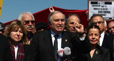 CHP'den Balyoz'a çıkarma