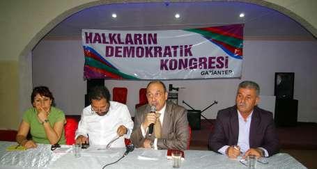 AKP saldırganlığına karşı HDK'yi güçlendirmeliyiz