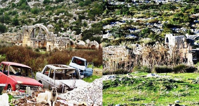2 bin yıllık tarih çöpten kurtarıldı