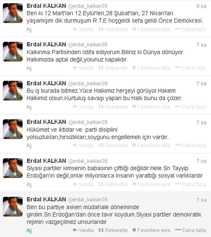 2 vekil daha AKP ile yolları ayırdı