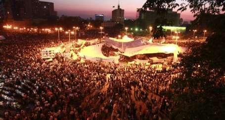 Mısır halkı gerçek değişim istiyor