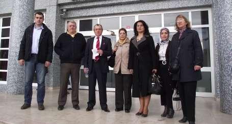 Termik santrale geçit verenler yargı önünde