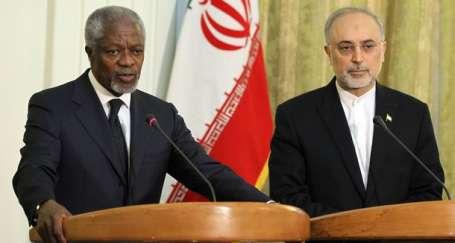 Annan: Suriye ateşkese dair güvence verdi
