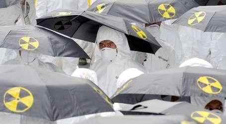 Fukuşima'da radyasyonun üstü örtüldü
