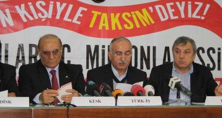4 koldan Taksim