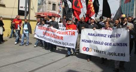 Maltepe Belediyesi işçileri kazandı