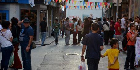İzmit'te sokak şenliği