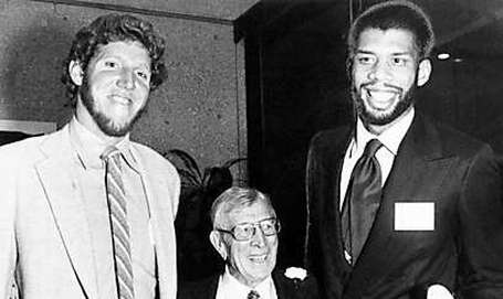 Lew, Bill ve Shabazz