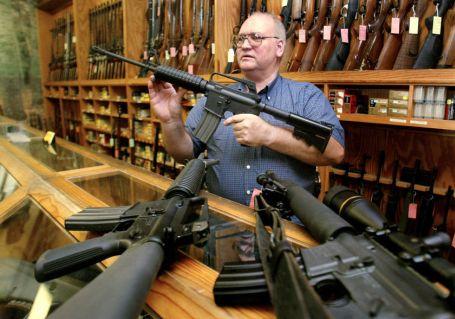 Amerika'da silah satışları arttı