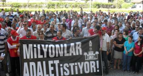 Sadece İzmir için değil, 'Herkes için adalet'