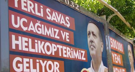 Erdoğan Diyarbakır'a savaş uçaklarıyla geliyor!